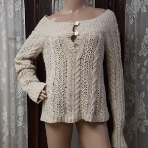 American Eagle Outfitter Angora/Wool Blend Sweater